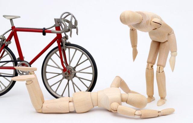 自転車事故の個人賠償責任